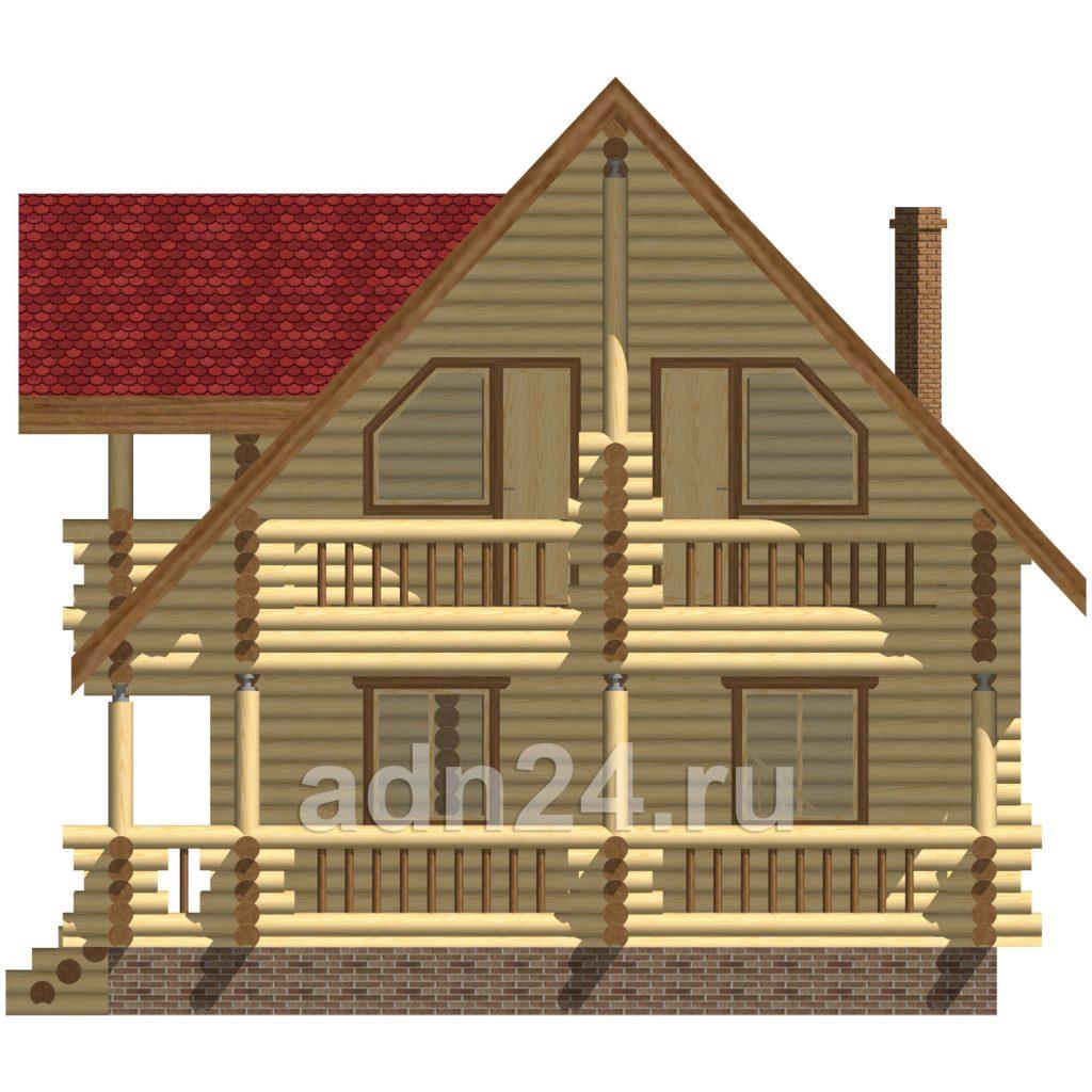 проект дома 100м2